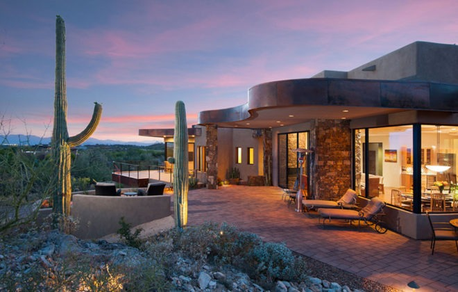 Tucson Architects | Edris | Custom Home Design