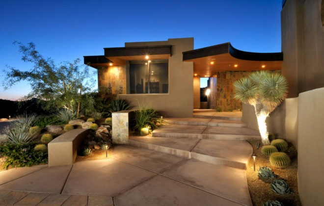 Merens | Southwest Contemporary Architecture | Soloway Designs